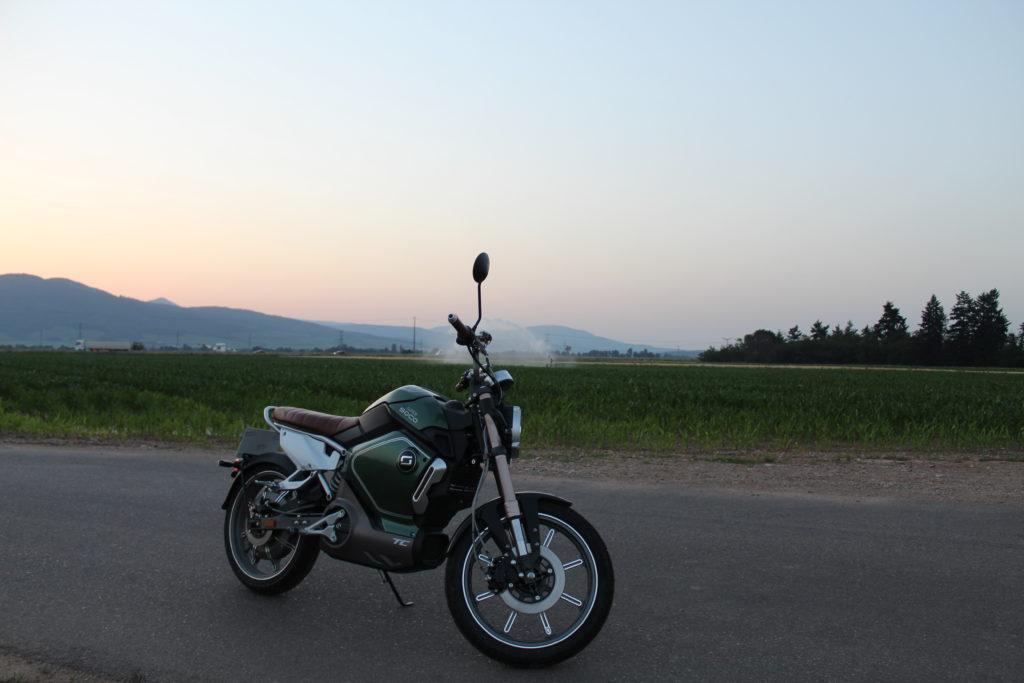 ballade plaine alsace moto électrique location